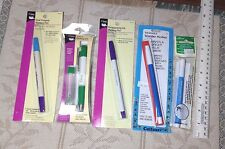 Tailor's Marking Pens Erasable DRITZ/COLLINS/CLOVER Assorted Colors All NEW