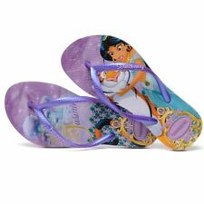 Havaianas Brazil Jasmine Tiger Original Flip Flops All Kids Girls Sizes