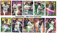 1997 Circa Baseball Set ** Pick Your Team **