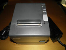 Epson TM-T88IV Point of Sale Thermal Receipt Printer M129H Parallel with power