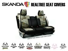 Coverking Realtree Camo Custom Front and Rear Seat Covers for Suzuki Samurai