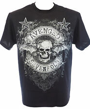 AVENGED SEVENFOLD - STARS FLOURISH - Official T-Shirt - Metal New S ONLY