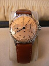 40´s Vintage Men´s Zenith Chronograph watch Caliber 136!