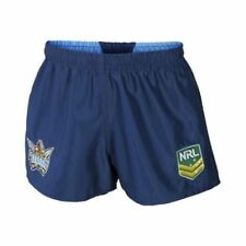 GOLD COAST TITANS NRL 2017 CLASSIC SPORTSWEAR MENS ADULT SUPPORTER SHORTS