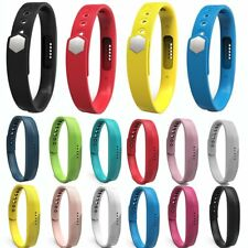 Sport Silicone Watch Band Wrist Strap Bracelet For Fitbit Flex 2 Watch 12 Colors