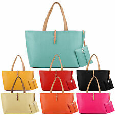 Fashion Handbag Ladies Shoulder Bag Tote Purse Leather Women Hobo Messenger Bag