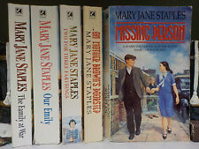 Mary Jane Staples - 5 Books Collection! (ID:42270)