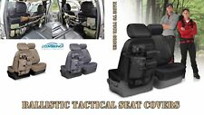 COVERKING CORDURA BALLISTIC TACTICAL CUSTOM SEAT COVERS FOR HUMMER H2