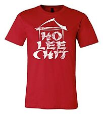 Ho Lee Chit T-shirt | Funny Graphic Holy Sh!t Tee