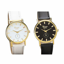 Ladies Fashion Gold Geneva Platinum Range Quartz Wrist Watch. (Aussie Seller)