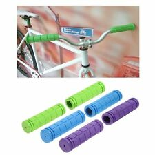 1 Pair  Rubber Cycling Handlebar Grips for Fixed Gear;MTB;BMX;Mountain Bike