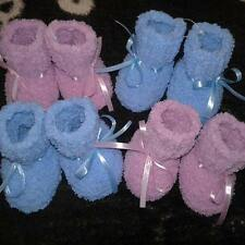 Crochet baby shoes Newborn booties  Size 0-3 months  Baby shoes Girl Handmade