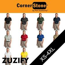 Cornerstone Ladies Select Snag-Proof Tactical Polo Shirt. CS411