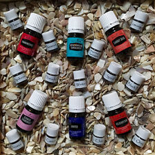 Young Living Essential Oils Samples SINGLES 1 & 2 ml Free Ship over $25 & Extras