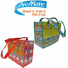 ARCMATE Tote Bag from Recycled Rice Sacks -- CLOSEOUT SALE ITEM