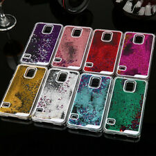 Luxury Glitter Star Liquid Back Phone Case Cover For Samsung Galaxy iPhone7 Plus