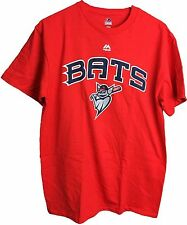 MiLB Minor League Baseball Louisville Bats (Reds Class A) Adult T-Shirt
