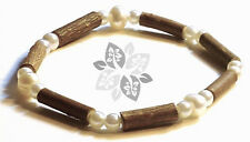 Hazelwood  Therapeutic Water Pearls Bracelet or Anklet ¬