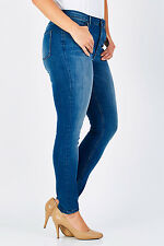 NEW JAG Womens Skinny Jeans The Rosie High Rise Skinny Jean CoveBlue