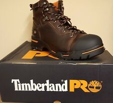 Men's Timberland PRO 89631 Endurance 6-Inch Soft Toe Work Boots