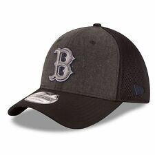 Boston Red Sox New Era 39THIRTY MLB Neo Stretch Fit Flex Mesh Back Cap Hat