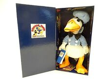 "Disney Store Donald Duck 65 Feisty Years 13"" LTD ED Plush Doll / Box & Tags"