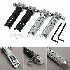 Motorcycle Front Foot Pegs Footrests L&R For Yamaha FZR 600 90-99 YZF 600R 750R