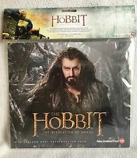 PRESENTATION PACK NEW ZEALAND HOBBIT 2013 THE DESOLATION OF SMAUG STAMPS