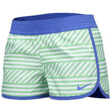 NWT Nike Womens West Reversible Beach Shorts Size L Violet 637468-580