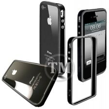 High Quality TPU Bumper GEL Rubber RIM & Hard Back Full Front & Back Cover Cases