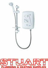 Triton T80z Fast Fit Electric Shower in White / Chrome 8.5kW, 9.5kW NEW