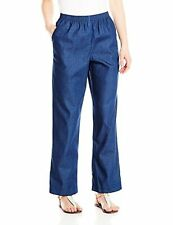 Alfred Dunner Women's Petite Short Denim Jean Pant - Choose SZ/Color