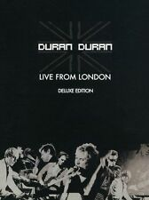 Duran Duran - Live From London (DVD, 2005, Deluxe Edition)