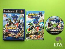 Sonic Riders Playstation 2 PS2PAL Game + Disc Only Option