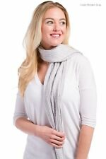 Newport Collection Cashmere Knitted Cable Scarf