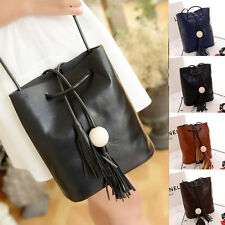 Women's New Leather Shoulder Bag Satchel Handbag Tote Messenger Crossbody Bag w