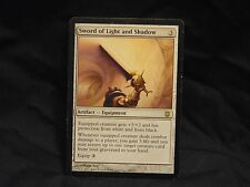MTG  Sword of Light And Shadow Rare Moderatly played Magic the Gathering