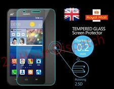 100%Genuine Tempered Glass Screen Protector For Huawai Ascend G620s{fu126