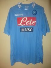SSC Napoli Italy Home Shirt 13/14 - Brand New With Tags - Large