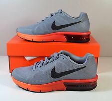 NWT BOYS YOUTH NIKE AIR MAX SEQUENT GS RUNNING SHOES SZ 3.5Y 4.5Y
