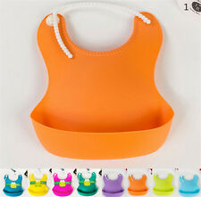 Baby Infants Kids Cute Bibs Baby Lunch Bibs Cute Waterproof Bibs PR