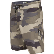Volcom Lido Solid Mod 20in Mens Shorts Boardshorts - Camouflage All Sizes