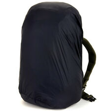 Snugpak Aquacover 70l Unisex Rucksack Backpack Cover - Black One Size