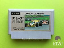 F1 Race Famicom NES Game Cartridge HVC-FR