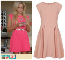 TOPSHOP NEW Party Dress 8-12 Pink Summer, Wedding, Guest, Holiday