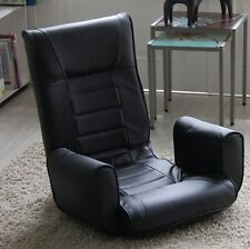 New Low Floor Chair Japanese Style Tatami Legless Angle Recliner Folding