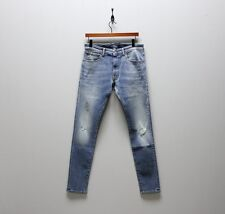 Mens Franklin & Marshall Chicago Stretch Denim - Light Vintage Classic jean