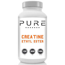 EXTRA STRONG CREATINE ETHYL ESTER CEE (120 / 240 / 360 TABLETS PILLS)