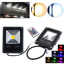 10W 20W 30W 50W LED Flood Light Outdoor Landscape Garden Lamp IP65 Waterproof