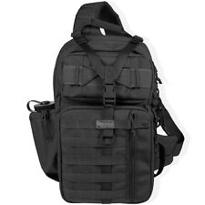 Maxpedition Kodiak Gearslinger Unisex Rucksack Backpack - Black One Size